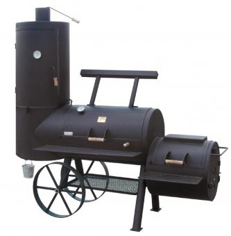 rumo joe s barbeque smoker fr n grossisten grillhouse bbq sweden ab. Black Bedroom Furniture Sets. Home Design Ideas